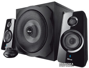 Акустическая система Trust Tytan 2.1 Speaker Set Bluetooth Black (TR19367) от Rozetka
