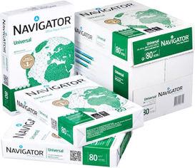 Набор бумаги офисной Navigator A4 80 г/м2 класс A+ 2500 листов Белой (5602024006119) от Rozetka