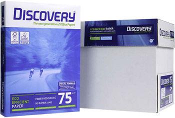 Акция на Набор бумаги офисной Navigator A4 75 г/м2 класс В+ 2500 листов Белой (5602024007062) от Rozetka