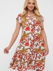 Платье VLAVI Яна 1154229 58 Белое (11542298) от Rozetka
