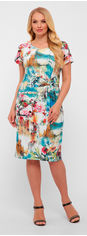Платье VLAVI Бэлла 120403 54 Абстракция (12040354) от Rozetka