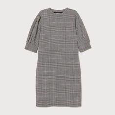 Платье H&M 6264638 S Белое с черным (hm02990129220) от Rozetka