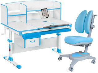 Комплект Evo-kids Evo-50 BL + кресло Y-115 KBL (Evo-50 BL + Y-115 KBL) от Rozetka