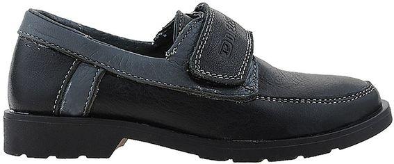 Туфли Nivas R2092 27 17 см Черные с серым (2000029526749) от Rozetka