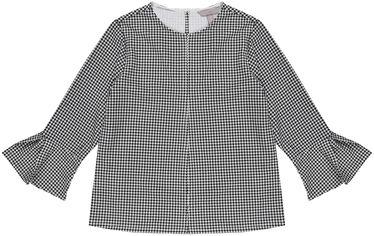 Блузка H&M 69415392 S Черно-белая (2000000880075) от Rozetka