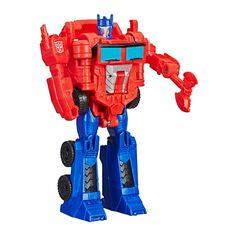 Трансформер Transformers  Кибервселенная Ван степ Оптимус Прайм (E3522/E3645) от Будинок іграшок