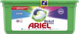 Капсулы для стирки Ariel Pods Все-в-1 Color 27 шт (8001090456151) от Rozetka