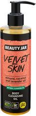 Очищающее масло для тела Beauty Jar Velvet Skin 250 мл (4751030831268) от Rozetka