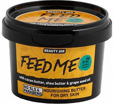 Питательный баттер Beauty Jar Feed Me для сухой кожи 90 г (4751030830506) от Rozetka