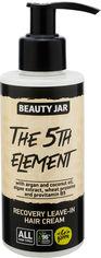 Акция на Восстанавливающий несмываемый крем для волос Beauty Jar The 5th Element 150 мл (4751030831404) от Rozetka