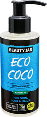Натуральное масло Beauty Jar Eco Coco 150 мл (4751030831473) от Rozetka