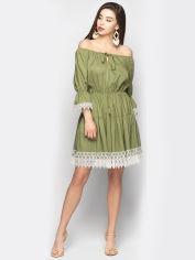 Платье Larionoff Avrora 46 Хаки (Lari2000005636370) от Rozetka