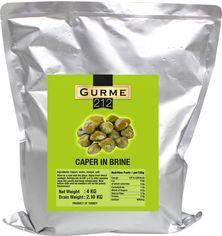 Акция на Каперсы Gurme 212 4 кг (8680697445579) от Rozetka