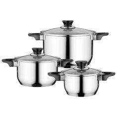 Набор посуды 6 предметов Gourmet Berghoff 1100242 от Podushka