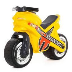 Толокар Polesie Желтый мотоцикл MX (80578) от Будинок іграшок