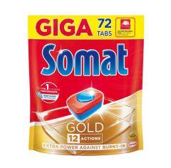 Акция на Таблетки для посудомоечной машины Somat Gold 72 таблетки 9000101321036 от Podushka