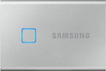 SSDнакопительSAMSUNGUSB3.2T7 Touch1TB Silver от MOYO