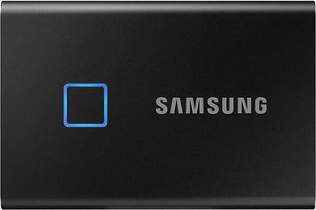 SSDнакопительSAMSUNGUSB3.2T7 Touch2TB Black от MOYO