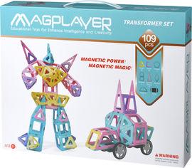Конструктор магнитный Magplayer 109 элементов (MPH2-109) от Rozetka