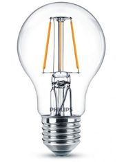 Акция на Лампа светодиодная Philips LEDClassic 6-60W A60 E27 865 CL NDAPR от MOYO