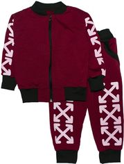 Спортивный костюм Малыш Style Х КС-22 56 р 98-104 см Бордовый (ROZ6400006401) от Rozetka