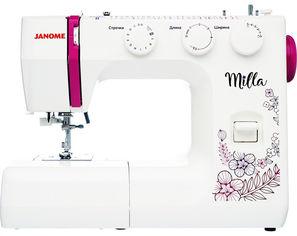 Швейная машина JANOME Milla от Rozetka