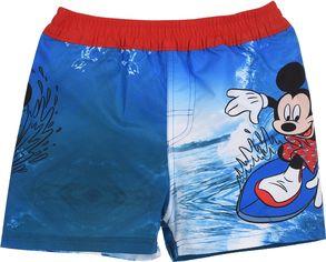 Акция на Шорты для купания Disney Mickey ET1800 128 см Красные (3609084265175) от Rozetka