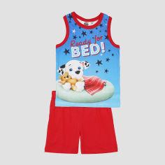Костюм (майка + шорты) Disney ET2057 98 см Красный (3609084278168) от Rozetka