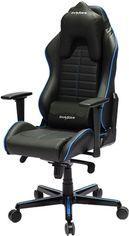 Кресло для геймеров DXRacer Drifting OH/DJ133/NB (чёрное/синие вставки) (63340) от Rozetka