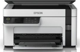 МФУ струйное Epson M2120 Фабрика печати с WI-FI (C11CJ18404) от MOYO