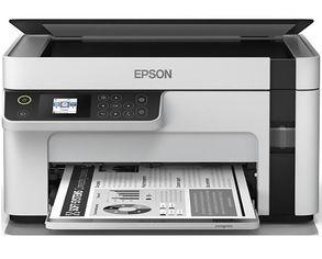 Акция на МФУструйное Epson M2110 Фабрика печати (C11CJ19401) от MOYO