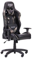 Кресло Amf Vr Racer Original Dazzle черный/камуфляж (521985) от Stylus