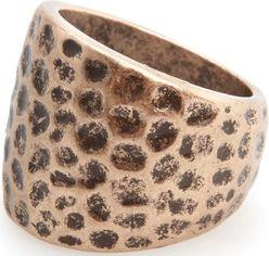 Кольцо Mango 24060150 L/1.75 Золотистое (AB5000000024469) от Rozetka