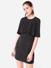 Платье Mango 83050293 S Угольно-серое (AB5000000561193) от Rozetka