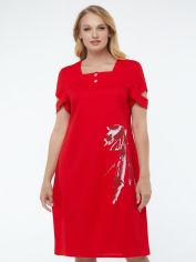 Платье All Posa Карина 100139 52 Красное от Rozetka