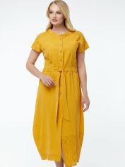 Платье All Posa Дарья 100118 50 Горчичное от Rozetka