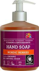 Органическое жидкое мыло Urtekram Скандинавские ягоды 380 мл (5765228836569) от Rozetka