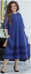 Платье New Fashion 134 54 Синее (2000000414744) от Rozetka