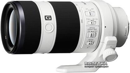 Акция на Sony 70-200mm f/4 G OSS (SEL70200G.AE) от Rozetka