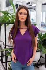 Блузка Remise Store V314 48 Фиолетовая (2000000421100) от Rozetka