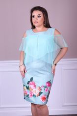 Платье ALDEM 1827 54 Мятное (2000000423357_ELF) от Rozetka