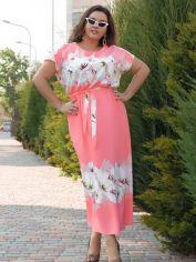 Платье ALDEM 1824/1 54 Коралловое (2000000443447_ELF) от Rozetka