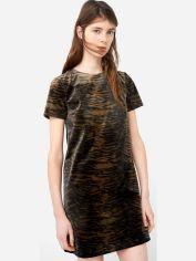 Платье Mango 71037564 XS Леопардовое (AB5000000132270) от Rozetka
