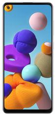 Акция на Мобильный телефон Samsung Galaxy A21s 3/32GB White (SM-A217FZWNSEK) от Rozetka