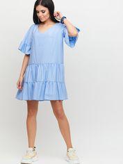 Платье Karree Райли P1823M5775 M Голубое (100012066) от Rozetka