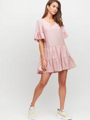 Акция на Платье Karree Райли P1823M5777 L Пудровое (100012073) от Rozetka