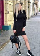 Платье Desire 217 44-46 Черное (2000000387789) от Rozetka