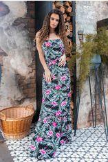 "Сарафан Remise Store V326 46 Черный принт ""цветы"" (2000000444918_ELF) от Rozetka"