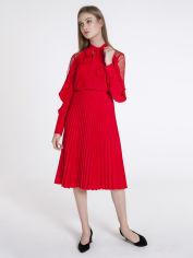 Платье Vivari 1053 44 Красное (2000000407333) от Rozetka