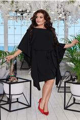 Платье LaSem 761/1 58-60 Черное (2000000444116_ELF) от Rozetka